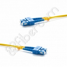 LATIGUILLO (PATCHCORD) FIBRA ÓPTICA SM(9/125) OS2 DOBLE SC/PC-SC/PC 02 METROS