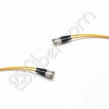 LATIGUILLO (PATCHCORD) FIBRA ÓPTICA SM(9/125) OS2 DOBLE FC/PC-FC/PC 02 METROS