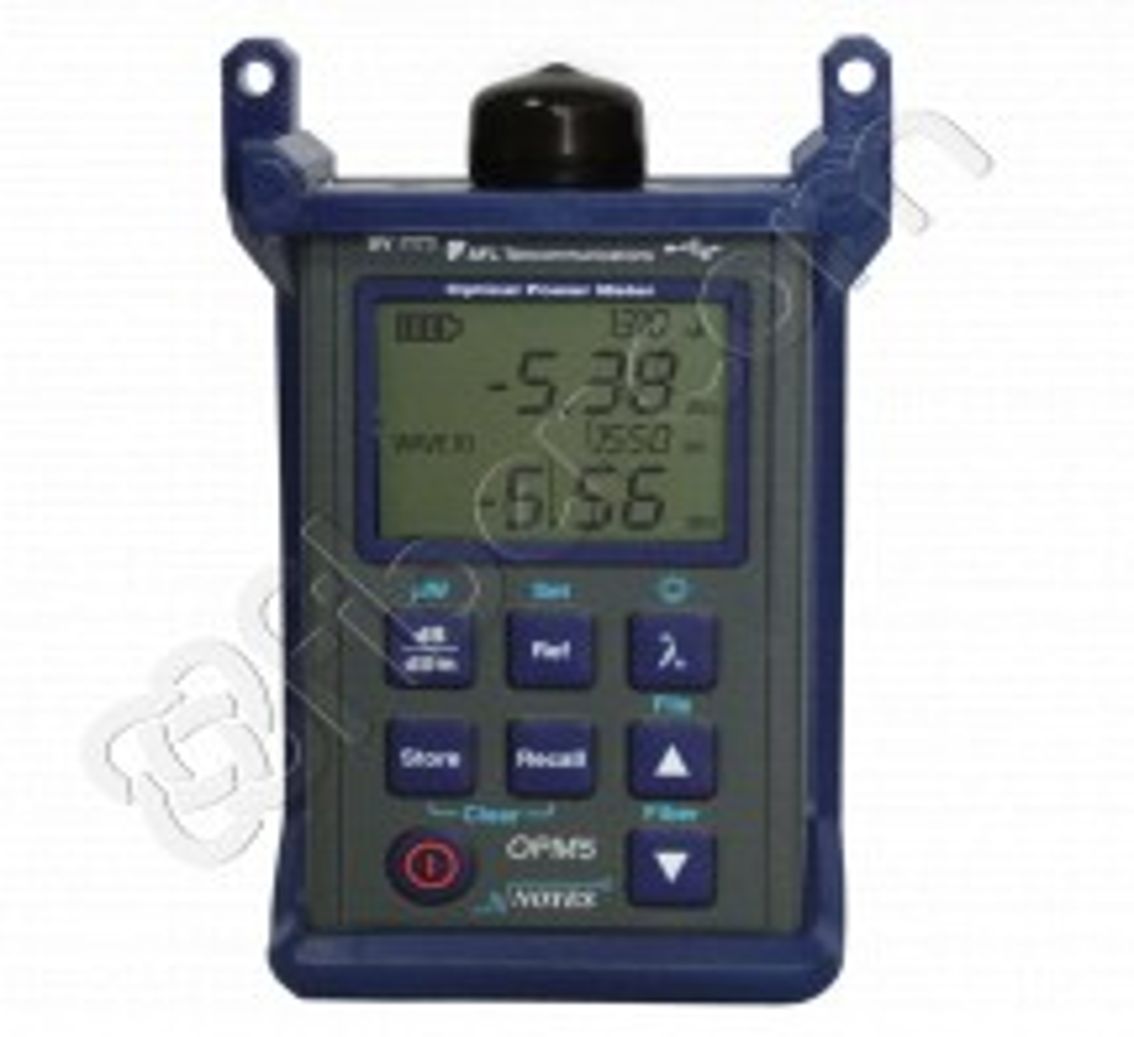 MEDIDOR MM 850/1300nm SM 1310/1490/1550nm (GE) +6/-60 dBm REF, MEM.