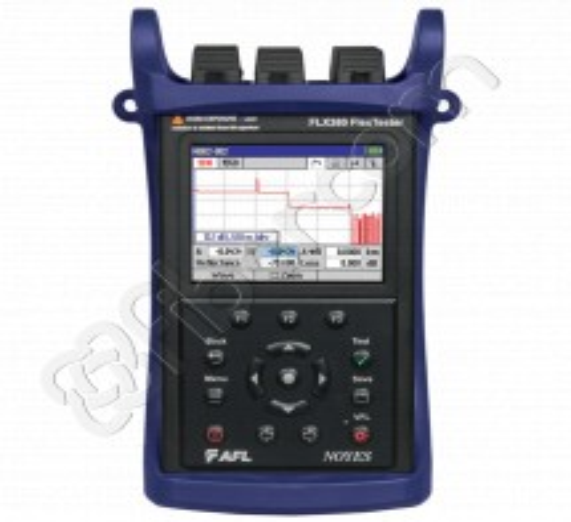 OTDR FLX380 SM 1310/1550nm 41/41dB, OPM, OLS Y VFL