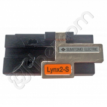 HOLDER CABLE RECTANGULAR 2x3mm CONECTOR FUSIONADO. SUMITOMO