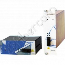 RECEPTOR DIGITAL VIDEO + CONTACTO 1 FO SM 1310 12-24Vac/Vcc DIN